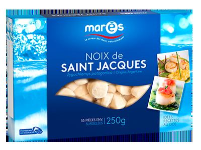 3760282770004 Noix de saint Jacques Zygoclamys patagonica 250g